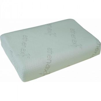 CURVE - Almofada Viscoelástica 60kg 50x32x10cm