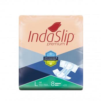 Fralda Adulto Indaslip Premium (Gama 8)