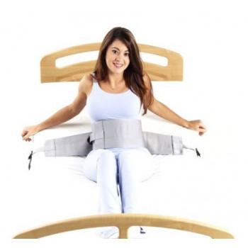 Cinto abdominal para cama em polipropileno+algodão standard c/ fecho de fivela
