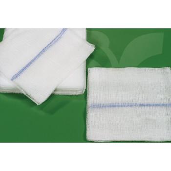 Compressas de Gaze-Dobra Cirúrgica-100% Algodão-13 Fios-não Esterilizadas